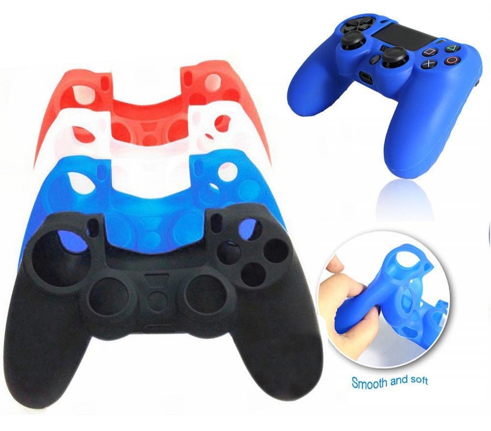 Funda De Mando PS4 Playstation 4 De Silicona Dualshock 4