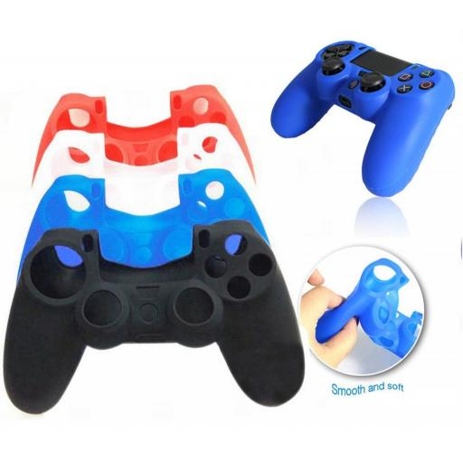 Funda De Mando PS4 Playstation 4 De Silicona Dualshock 4