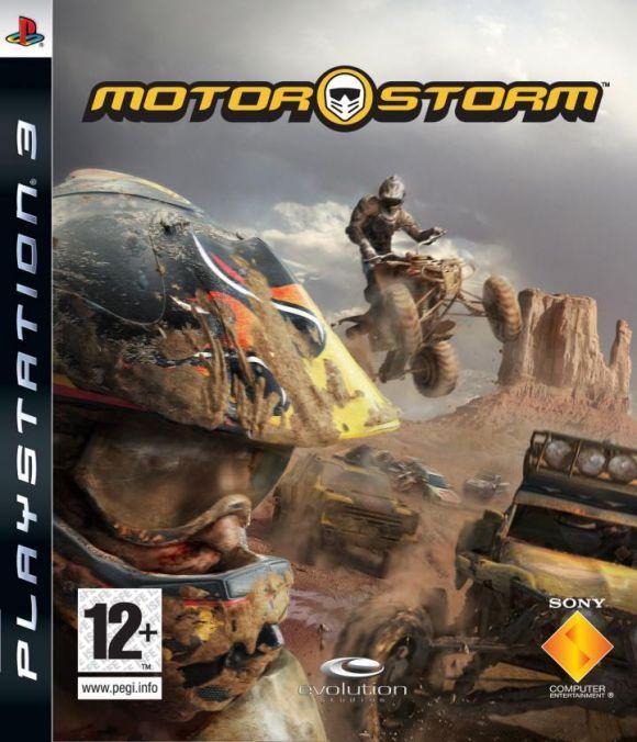 MOTOR STORM PS3 PLAYSTATION 3! JUEGO PAL CASTELLANO