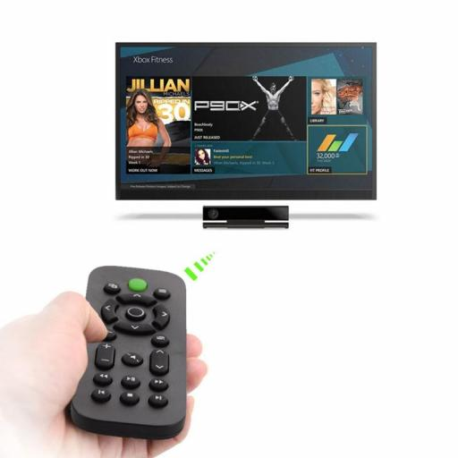 Mando Multimedia Xbox  One Inalambrico DVD Consola Xone [1]