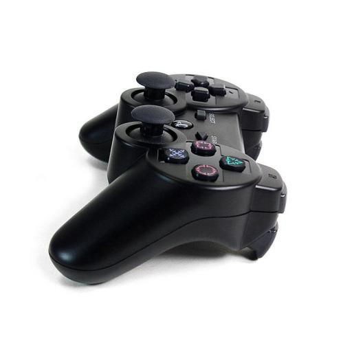 Mando Playstation 3 / PS3 Dualshock Inalámbrico 100% Compatible [3]