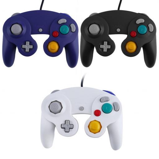 Mando para Game Cube / Wii - GamePad para Nintendo GameCube [1]