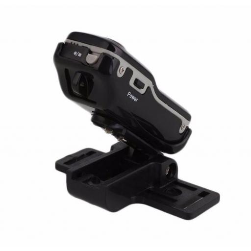 Mini Camara Espia y Deportes Casco DV MD80 Con Sensor de Sonido [2]