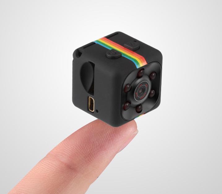 Mini Cámara de Vision Nocturna Hd 1080P Detección De Movimiento