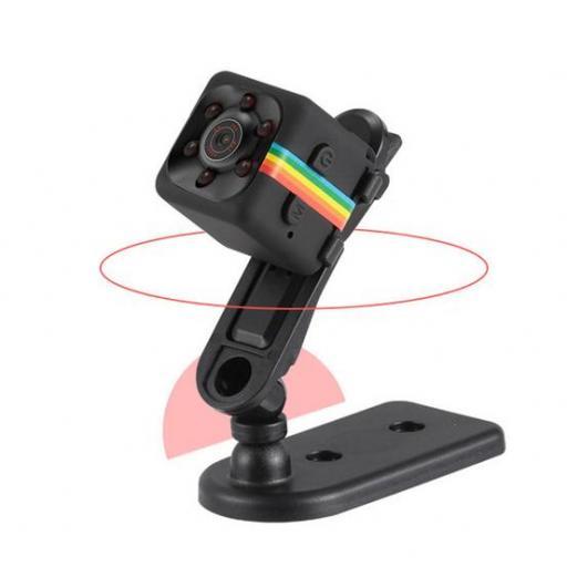 Mini Cámara de Vision Nocturna Hd 1080P Detección De Movimiento [2]