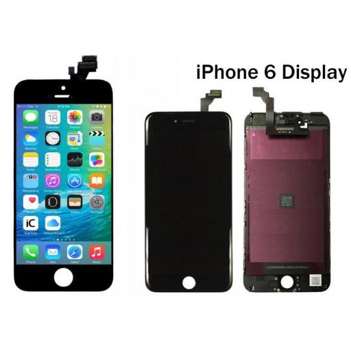 "Pantalla Display + Tactil iPhone 6 LCD 4.7"" Completo"
