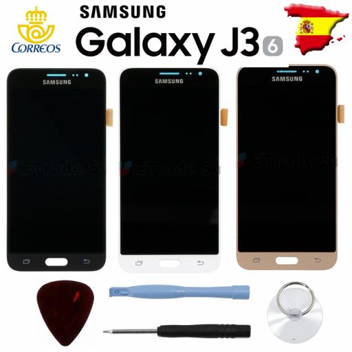 Pantalla Display Samsung Galaxy J3 J320 J320Fn 2016 Completo