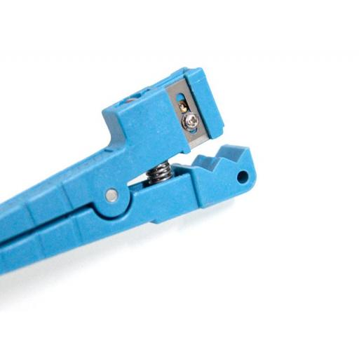 Pelador de Fibra Óptica Ideal para 45-163 3, 2-5, 6mm [1]