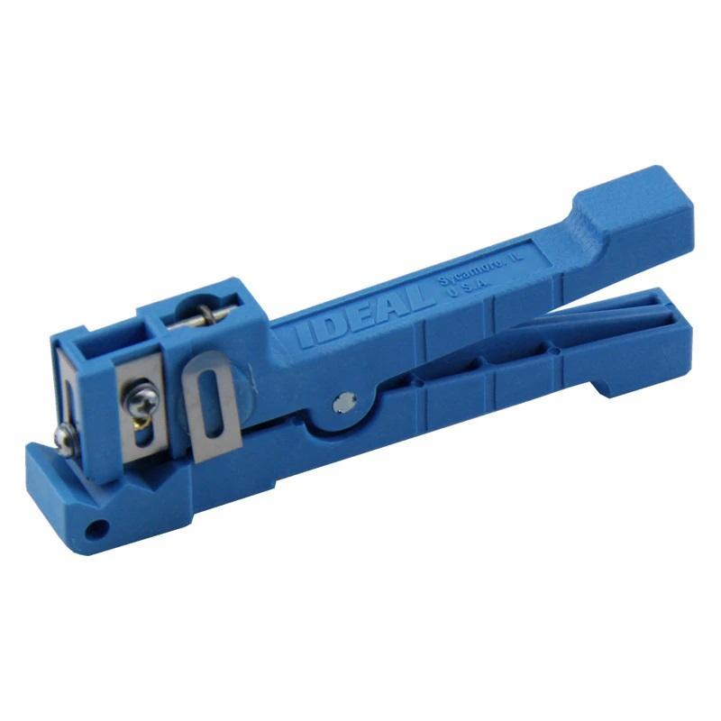 Pelador de Fibra Óptica Ideal para 45-163 3, 2-5, 6mm
