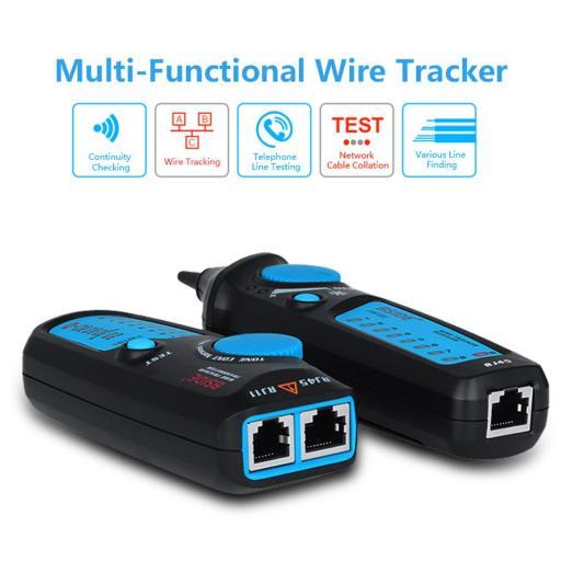 Rastreador de Cable Telefónico Red / LAN / Ethernet Buscador FWT81 [2]