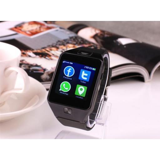 Reloj Movil SmartWatch Inteligente WhatsApp Facebook Android iOS [1]