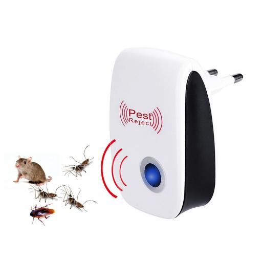Repelente  Electrónico Ultrasonico de Insectos Cucarachas Mosquitos [3]