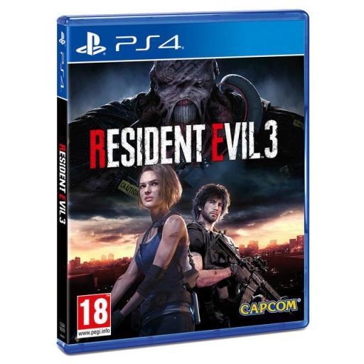Resident Evil 3 Remake PS4 - Entrega Rápida toda España