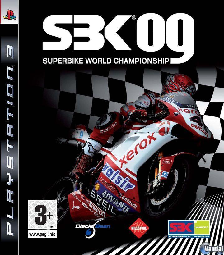 SBK 09 SUPERBIKE WORLD CHAMPIONSHIP PS3 PLAYSTATION 3! PAL CASTELLANO