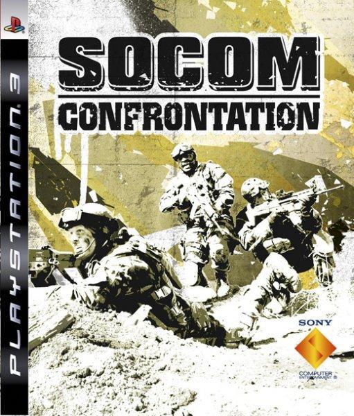 SOCOM CONFRONTATION PS3 PLAYSTATION 3! JUEGO PAL CASTELLANO