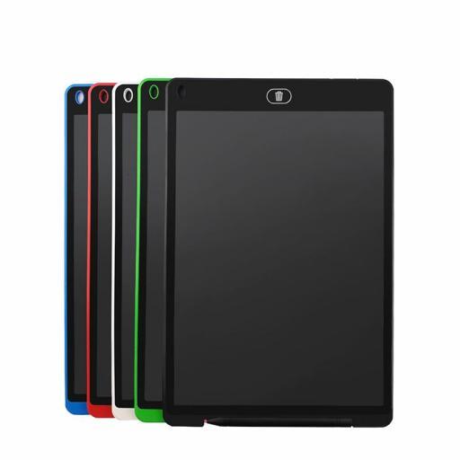 Tablero para Escribir o Dibujar LCD 8.5  12 Pulgadas Eléctrico [2]