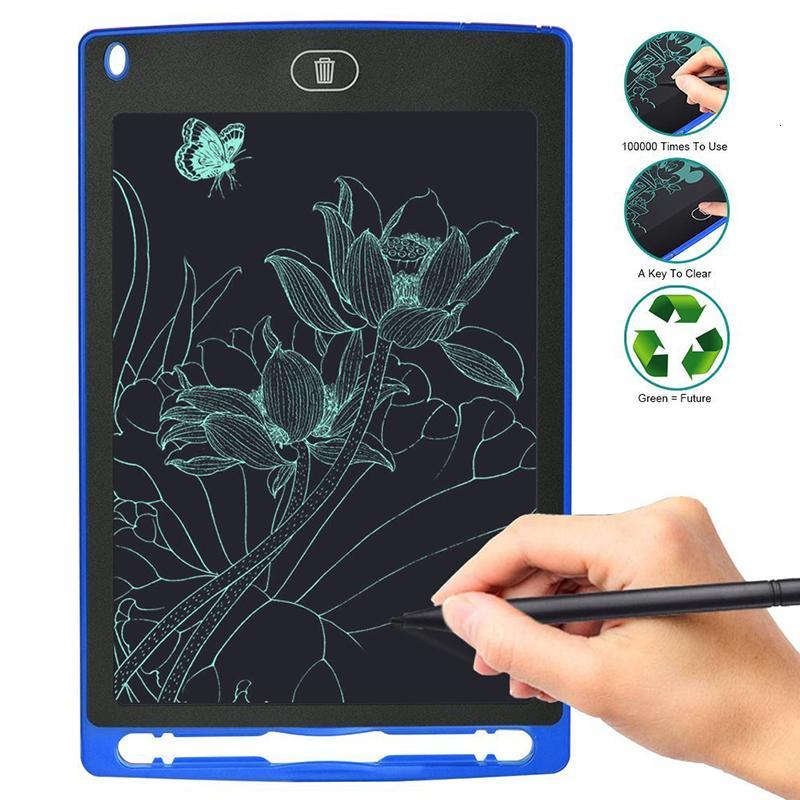 Tablero para Escribir o Dibujar LCD 8.5  12 Pulgadas Eléctrico