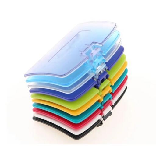 Tapa pilas Game Boy Color | blanco, azul, amarillo, negro y más [1]