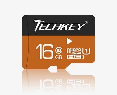 Tarjeta MicroSD De 16GB Resistente Al Agua Memoria 3.0