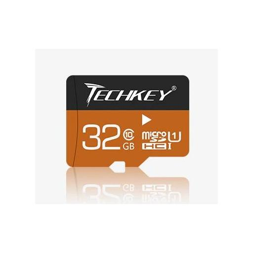 Tarjeta MicroSD De 32GB de alta velocidad Resistente Al Agua Memoria 3.0 [0]