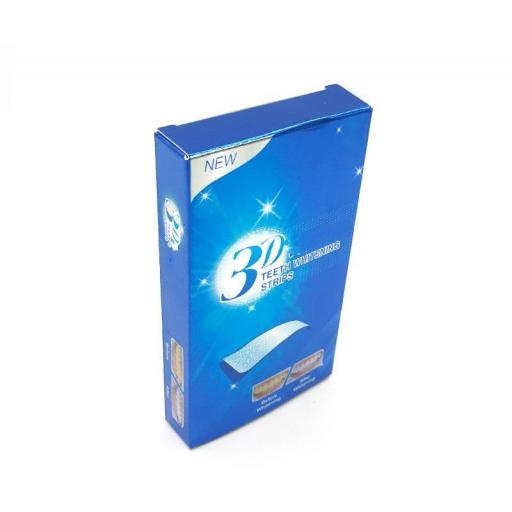 Tiras Blanqueadoras de dientes 3D White | dental dientes [1]