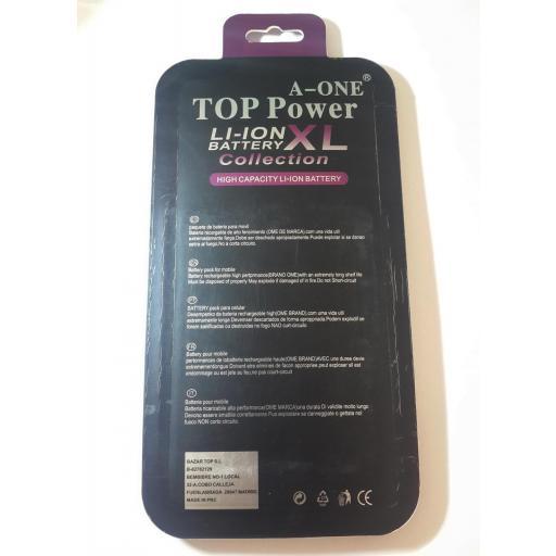 Batería de Móvil Samsung S5 Mini - EB-BG800BBE [2]