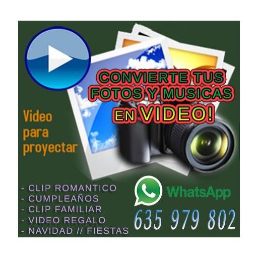 Vídeo Montaje Edición Personalizada Editor Vídeos [0]