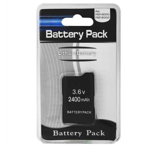 Bateria para PSP Sony Modelo 2000 Y 3000 Slim Pila 3.6V [1]