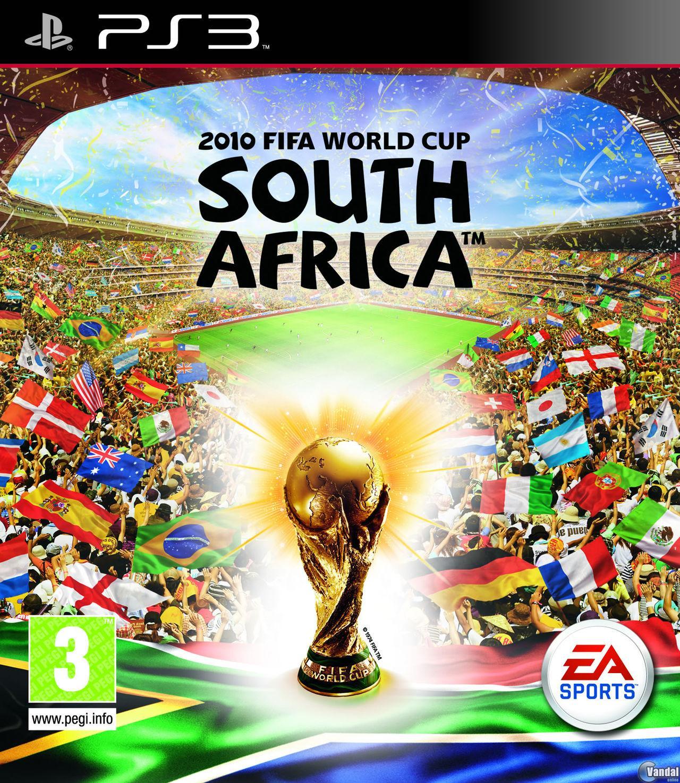 COPA MUNDIAL FIFA 2010 PARA PLAYSTATION 3 PS3! CON MANUAL Y TODO!