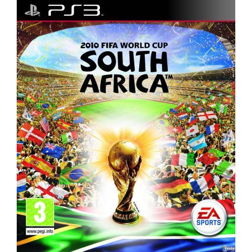 COPA MUNDIAL FIFA 2010 PARA PLAYSTATION 3 PS3! CON MANUAL Y TODO! [0]