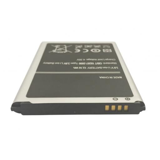 Batería De Samsung Galaxy Note 3 de 3200 mAh [3]
