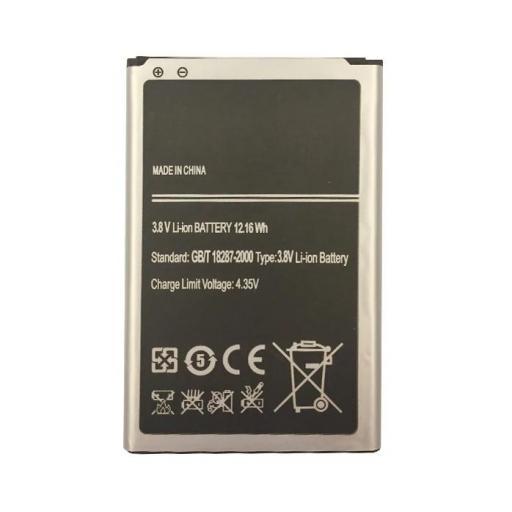 Batería De Samsung Galaxy Note 3 de 3200 mAh [1]
