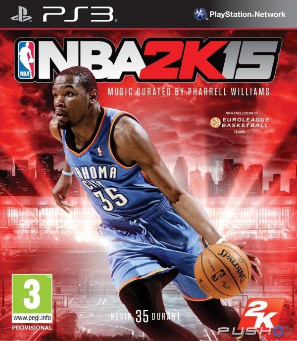 NBA 2K15 PARA PLAYSTATION 3 PS3! CON PACK DE COMENTARISTAS ESPAÑOLES!