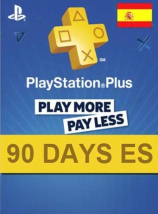 Playstation Plus 90 Dias Sony Psn 3 Meses Código Suscripción