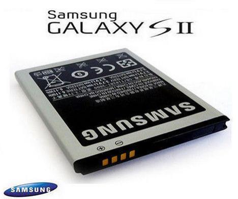 Bateria Samsung Galaxy S2 I9100 Original Ebf1A2Gbu 1650Mah