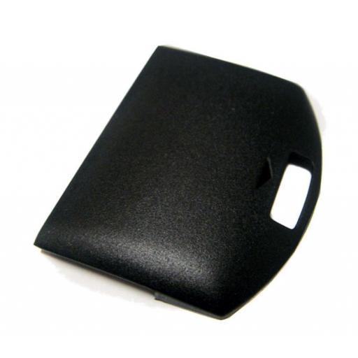 Tapa Negra / Blanco De Bateria Para Psp Fat 1000 1004