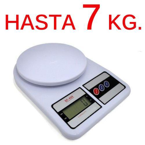 Balanza Digital De Cocina Precisión 1G A 7 Kg Peso Electrónica