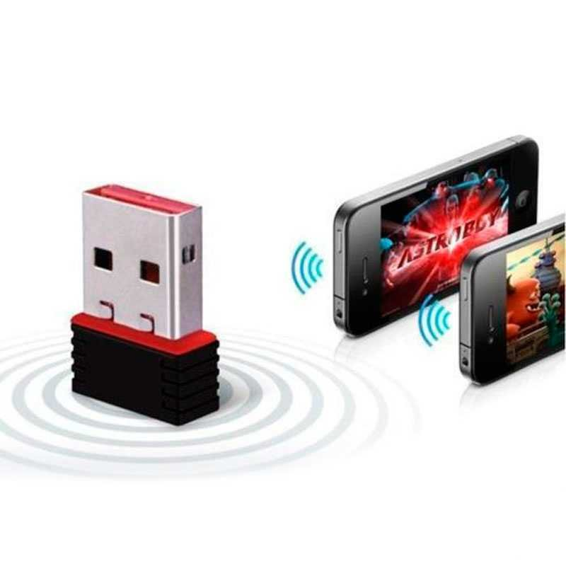 antena wifi usb mini