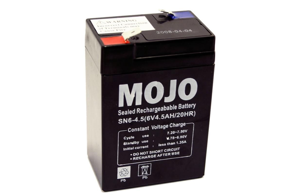 BATERIA RECARGABLE MOJO® 6-Volt UB645