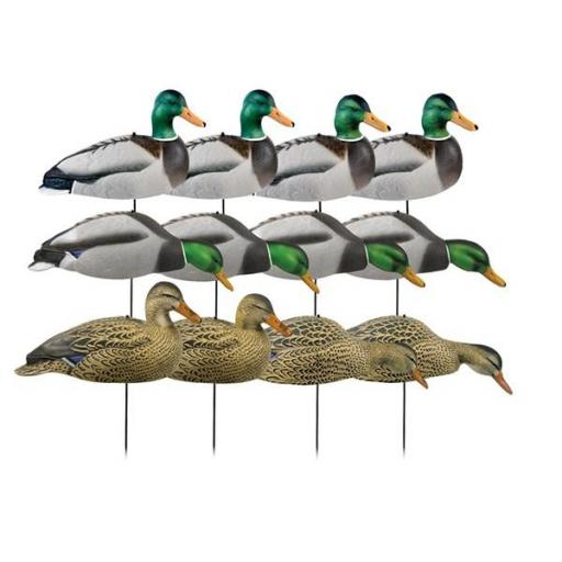 OVER-SIZE MALLARD SHELLS-HARVESTER PACK