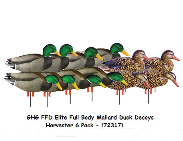 FFD ELITE FB MALLARDS-HAVERSTER PACK.