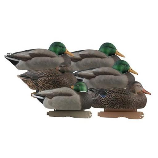 PG MALLARDS- SLEEPERS- RASTER PACK.