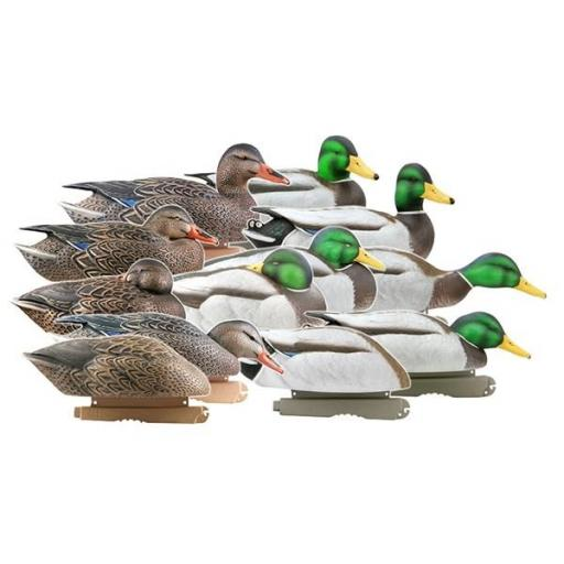PG JANUARY MALLARDS-HARVESTER PACK.