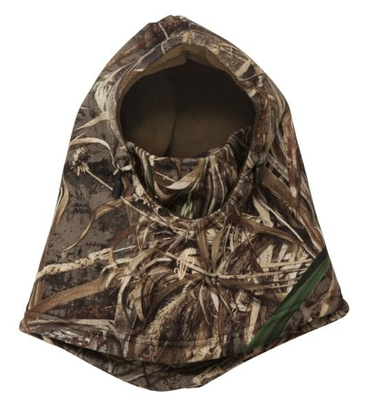 MASCARA FLEECE YUKON HOOD- MAX 5