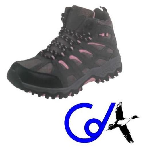 BOTA QUERCY mujer