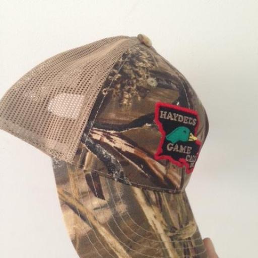 GORRA HAYDEL'S CAP MAX LOGO [2]