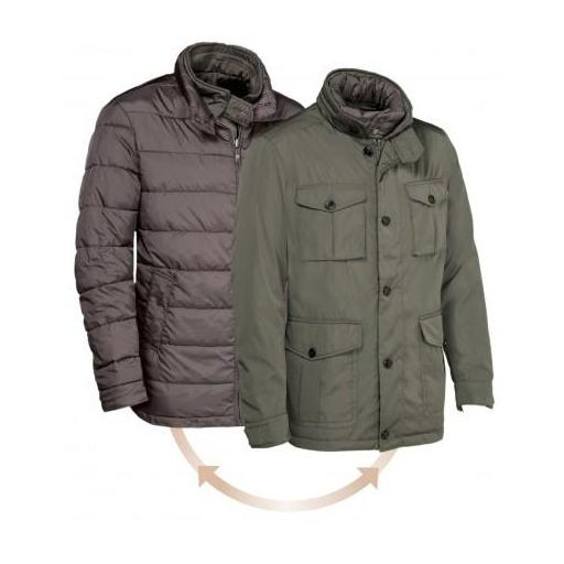 PARKA REVERSIBLE FRIDAY WEAR
