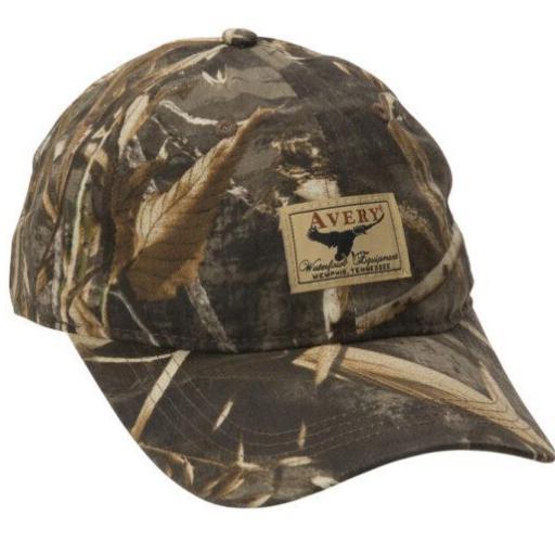 AVERY OIL CLOTH CAP - MAX5