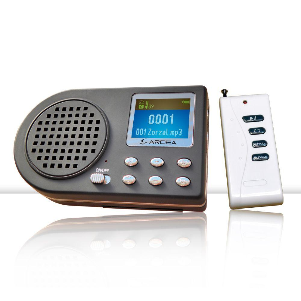 REPRODUCTOR MP3 ZESS ARCEA