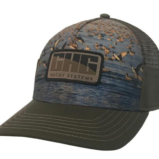 TRUCKER GHG SUBLIMATED CAP
